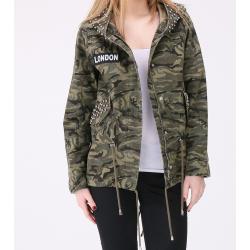 Pearl military jacket
